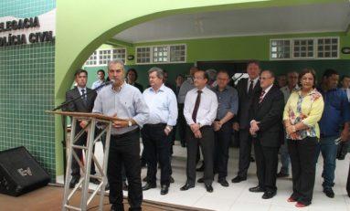 Em Angélica, Reinaldo destaca fortalecimento das forças de segurança pública no Estado
