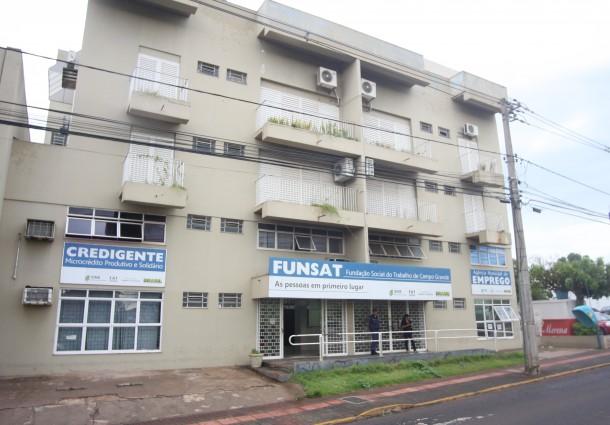 Funsat oferece vagas para diversos setores da Capital
