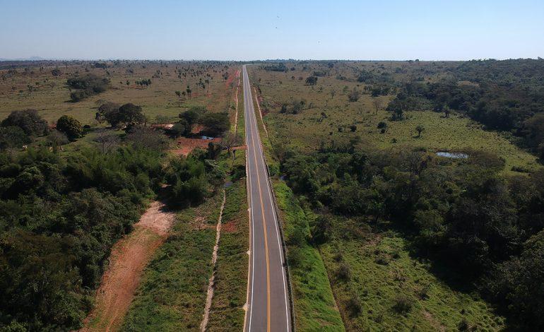 Investimentos do Estado dobram trechos de rodovias pavimentadas