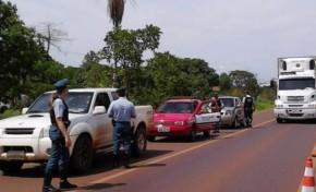 PMR reforça fiscalização nas rodovias do Estado
