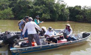 Pesque e Solte está liberado no Rio Paraguai e turistas aprovam cota zero em MS