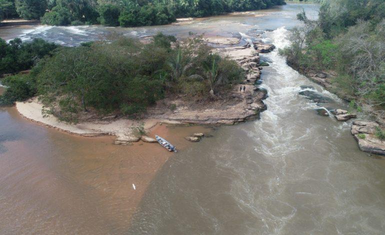Com o uso de drone, PMA flagra quatro casos de pesca predatória nos rios do Estado