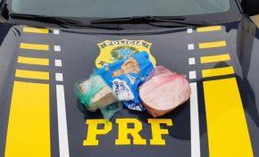 Jovem é flagrada com cocaína escondida nas fraldas da filha de 2 anos