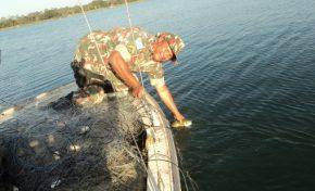 PMA autua 133 pessoas durante a operação pré-piracema, apreende 605 kg de pescado e aplica R$ 884 mil em multas