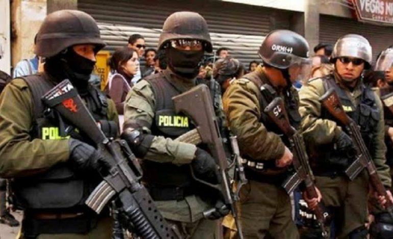 Polícia boliviana prende quadrilha com armas destinadas ao Brasil e Paraguai
