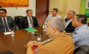 Governador quer hora extra para policiais em Mato Grosso do Sul