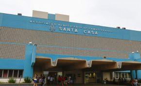 Salários atrasados: médicos da Santa Casa entram em greve a partir de segunda-feira