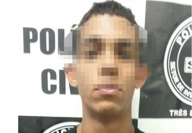 Sequestrador é preso pela Polícia em Três Lagoas