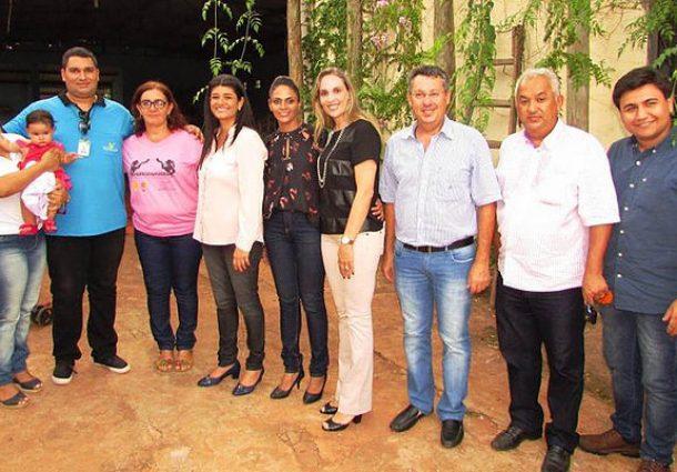 Anastácio: vice-governadora Rose Modesto visita AMINA