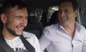 Vereador vira motorista do UBER para ouvir moradores na Capital
