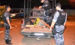Homem é preso após furtar mais de R$ 1 mil em Coxim