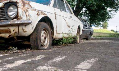 Aquidauana: sancionada lei que preve remoção de veículos abandonados em vias públicas