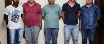 Polícia Civil desarticula quadrilha especializada em furto e receptação de gado em Aquidauana