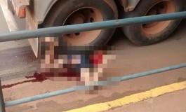 Mulher morre esmagada por bitrem em Chapadão do Sul