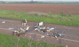 Militar do 9° BE Cmb de Aquidauana morre em grave acidente