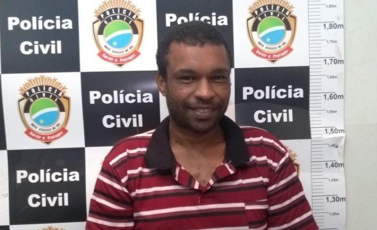 Após fugir de delegacia, bandido furtou moto em oficina de Anastácio