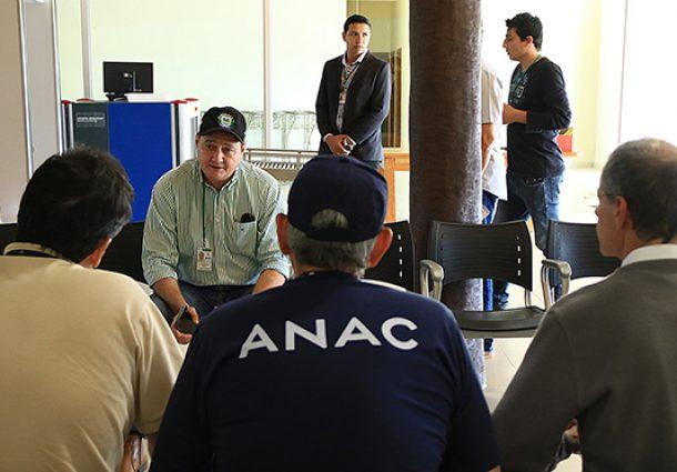 Técnicos da Anac inspecionarão o aeroporto de Bonito