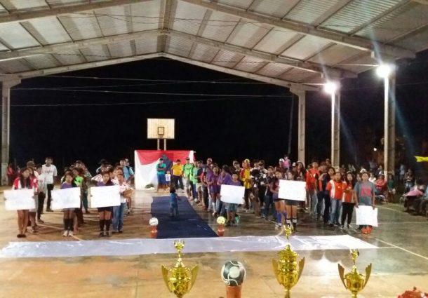 Aldeia indígena de Taunay promove 5ª edição de Jogos Internos