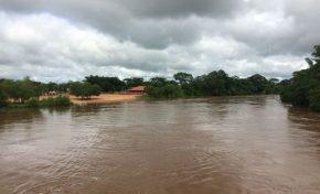 Defesa Civil alerta sobre possibilidade de enchente em Aquidauana