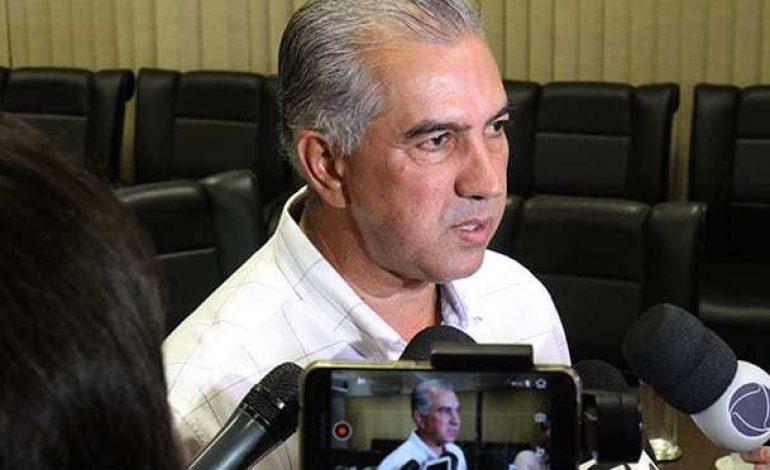 """""""Se tem alguém com autoridade para dizer sobre obras inacabadas é o nosso governo"""", diz governador"""