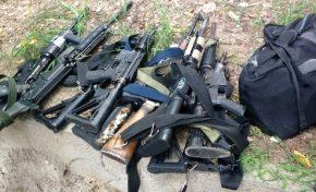 Projeto torna crime hediondo porte de fuzis e armas de uso restrito