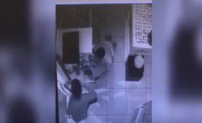 Bandidos se comunicavam por chamada em vídeo durante assalto a shopping