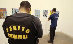 Obra de arte é apreendida após suposta apologia à pedofilia