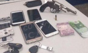 Assaltantes são presos após perseguição policial por ruas de Corumbá