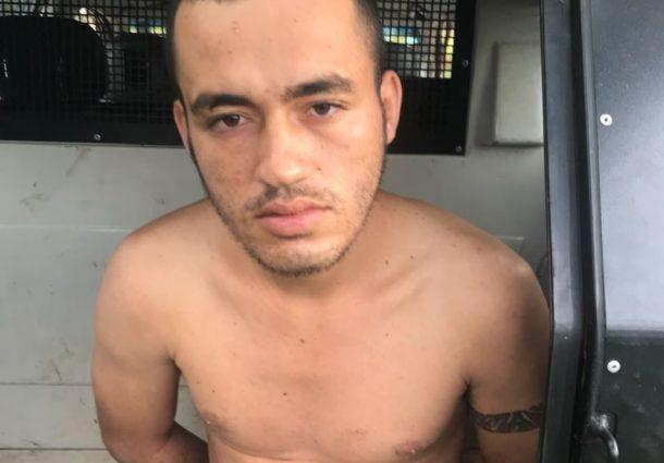 Assassino de pedreiro é preso pela PM; homem tentou ajudar vítima de assalto