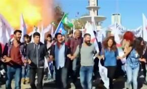 Atentado em manifestação deixa mais de 80 mortos na Turquia