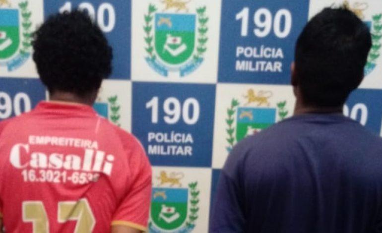 Força Tática prende autor de furtos na área central de Aquidauana