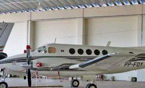 Governo abre licitação para poder voar com avião doado por ministério