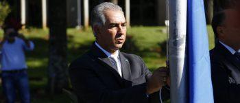 Governador de MS passa a doar metade do seu salário a entidades assistenciais