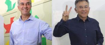 Azambuja e Odilon se enfrentam no 2° turno pelo Governo de MS