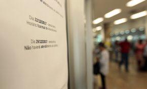 Bancos abrem ao público até esta quinta-feira; reabrirão na próxima terça-feira
