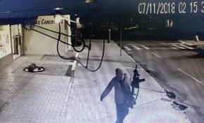 Bandidos fortemente armados explodem agências bancárias no interior de MS
