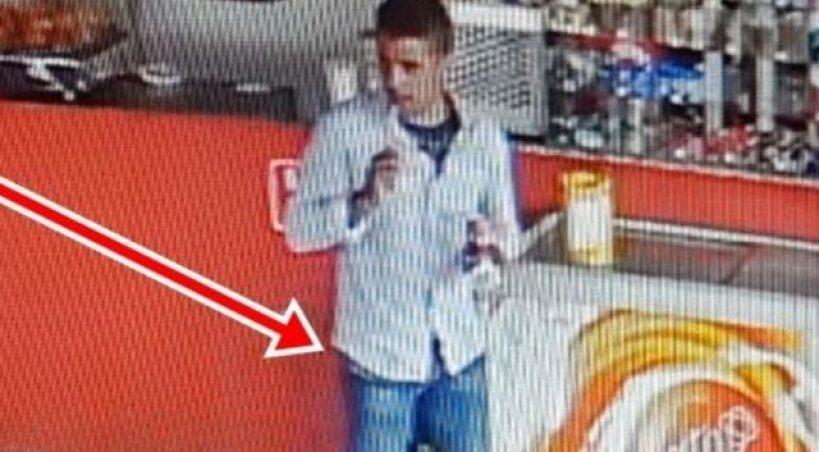 Envolvido em assalto com morte de comerciante tem imagem divulgada pela polícia