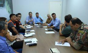 Imasul coordenará vistoria nas barragens de minério em Corumbá