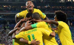 Brasil vence a Sérvia e se classifica para as oitavas