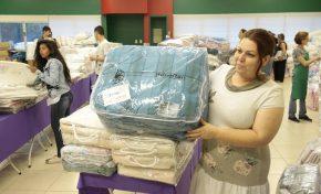 Em parceria com marca famosa, AACC-MS realiza bazar de cama, mesa e banho