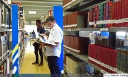 Fundação de Cultura realiza exposição de livros, exibição de curtas em comemoração ao Dia da Consciência Negra