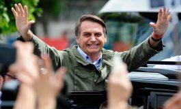 Presidente eleito Jair Bolsonaro será diplomado nesta segunda-feira pelo TSE