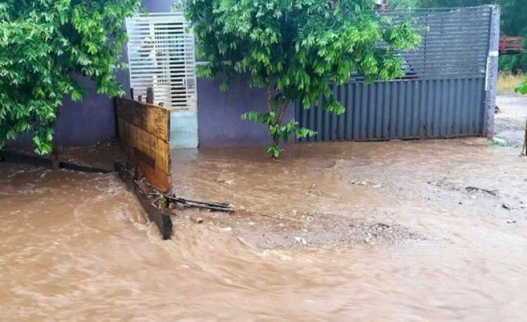 Famílias ficam desabrigadas e prefeitura de Bonito decreta emergência