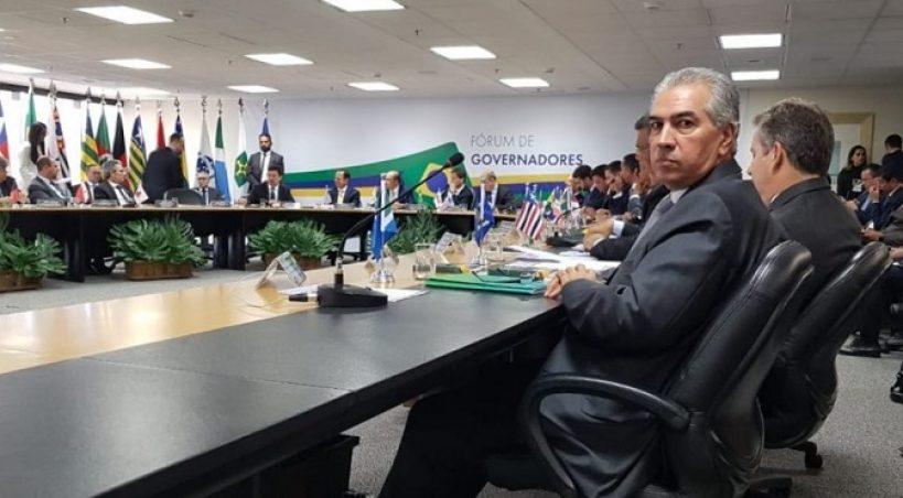 Azambuja entrega documento com 21 propostas de segurança a Sérgio Moro
