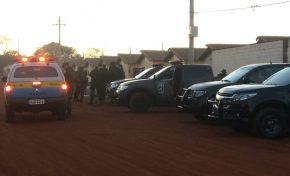 Polícia Civil de Aquidauana participa das buscas por quinto suspeito do assassinato de ex vereador e esposa