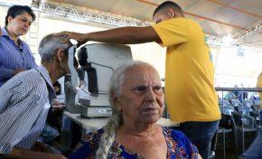 Caravana da Saúde atendeu nas primeiras seis horas mais de 1,2 mil pessoas