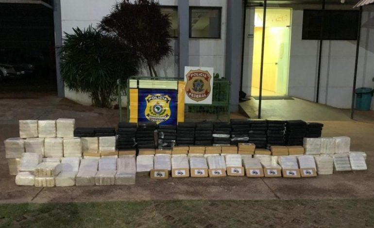 Prejuízo de R$ 5 milhões ao tráfico: PRF e PF apreendem meia tonelada de cocaína em MS