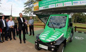 Fábrica de veículos elétricos poderá se instalar em Mato Grosso do Sul
