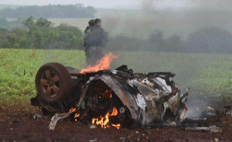 Polícia impede resgate de narcotraficante, explode carro bomba e três morrem durante confronto