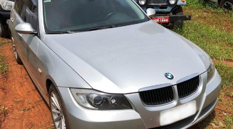 Preso com carros de luxo diz à Polícia Federal que ganha R$1,5 mil por mês
